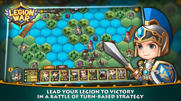 Legion War - Tactic & Strategy poster