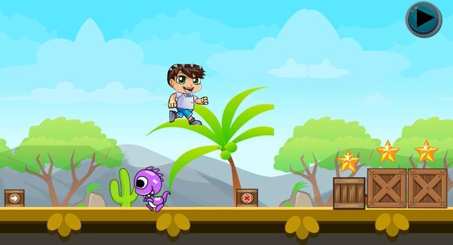 Bebe Milo jungle New screenshot 1