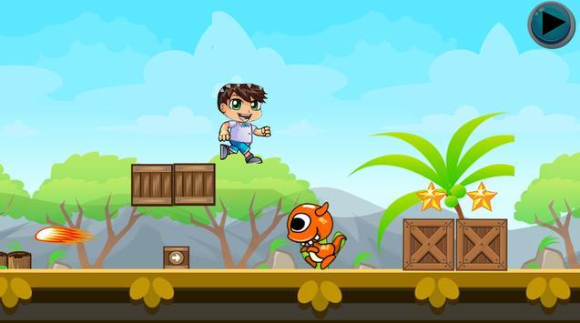 Bebe Milo jungle New screenshot 2