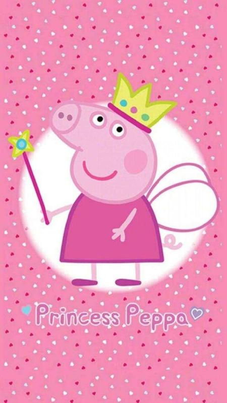 Peppa Pig Wallpaper For Android