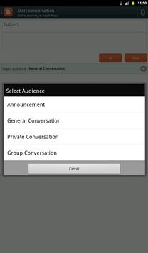 Wyzetalk apk screenshot