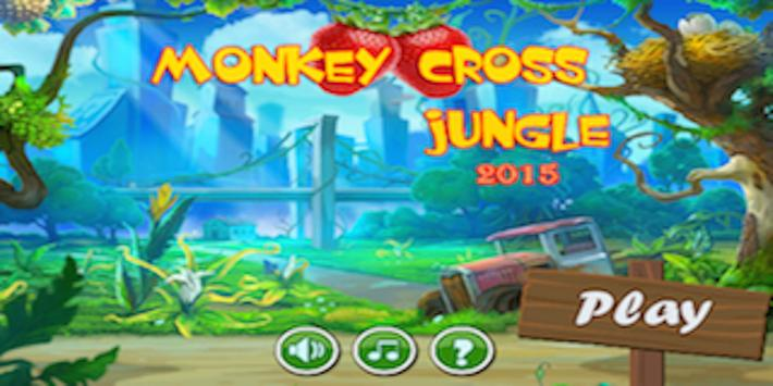 Tiny Monkey Cross Jungle screenshot 5
