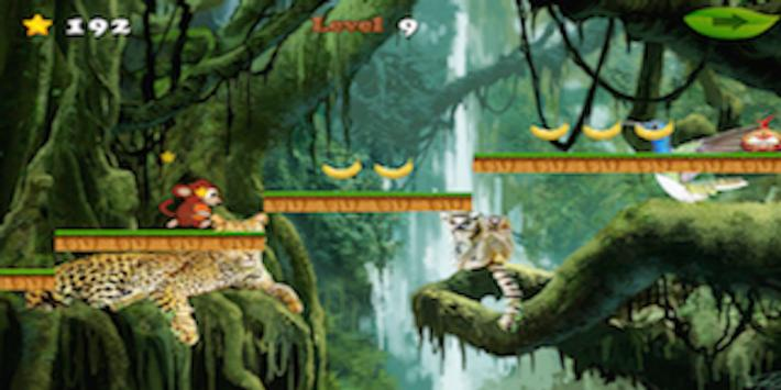 Tiny Monkey Cross Jungle screenshot 9
