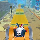 笨熊3D跑酷游戏 icon