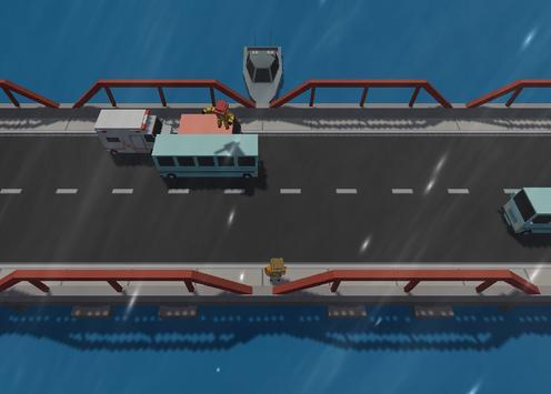 Crazy Road:Jump screenshot 5