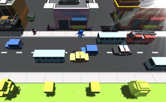 Crazy Road:Jump screenshot 6