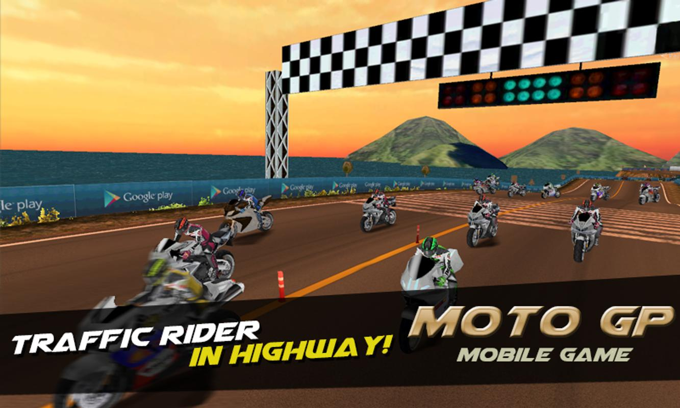 Thrilling Motogp Racing 3D for Android - APK Download