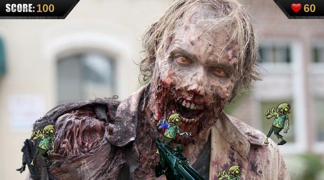 agent shot 2 (zombies) apk screenshot