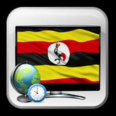 Cool time TV Uganda guide icon