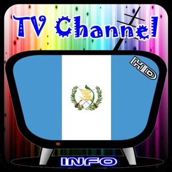Info TV Channel Guatemala HD apk screenshot