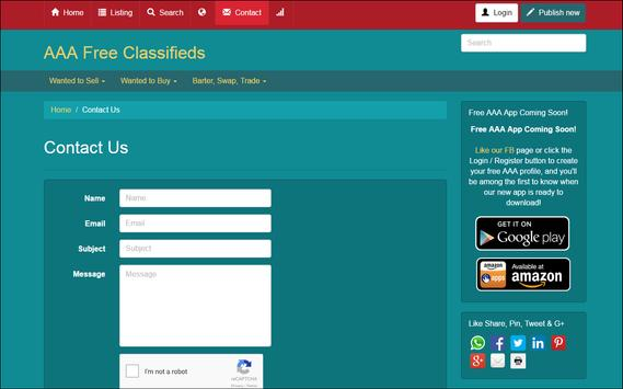 AAA Free Classifieds for Android - APK Download