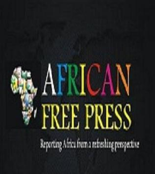 African free press AFP poster