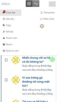ASKvn - Hỏi đáp vui screenshot 5