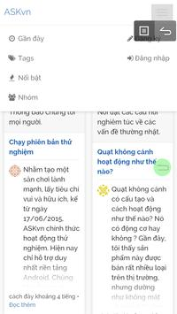 ASKvn - Hỏi đáp vui screenshot 11