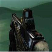 Shooting arcade ops icon