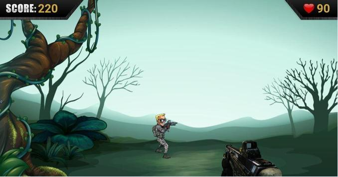 Shooting arcade ops apk screenshot