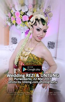 A Wedding Rezi Untung apk screenshot