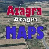 AZAGRA MAPS icon