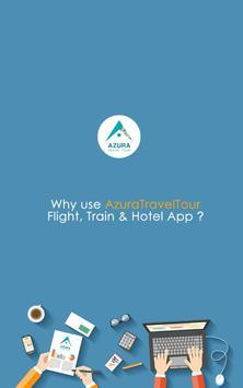 AZURA TRAVEL poster
