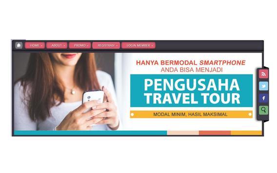 AZZA TOUR TRAVEL poster