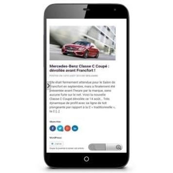 Actu Auto France apk screenshot