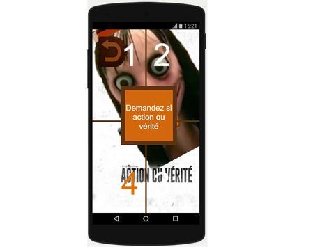 Action ou Verite MOMO screenshot 3