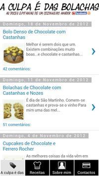 A Culpa é das Bolachas! apk screenshot