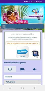 Ab ans Meer poster