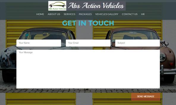 Abs Action Vehicles screenshot 1