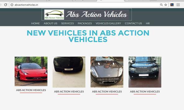 Abs Action Vehicles screenshot 2