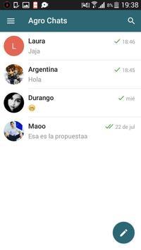 Agro Chat apk screenshot