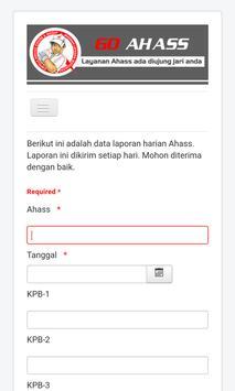 Admin Ahass screenshot 1