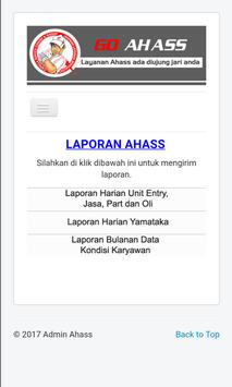 Admin Ahass screenshot 3