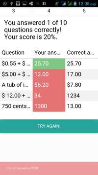 Money Addition screenshot 2