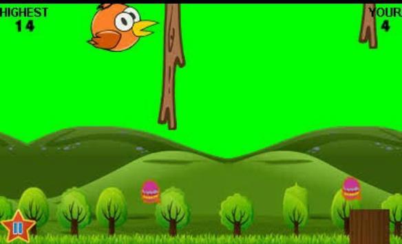 Adventure flying bird screenshot 1