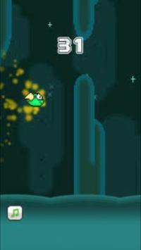 Adventure flying bird screenshot 3