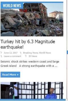 African Free Press Online apk screenshot
