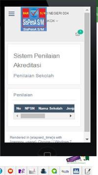 Bimbingan Akreditasi Sekolah dan Madrasah apk screenshot