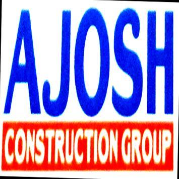 Ajosh Contruction Mobile App screenshot 1