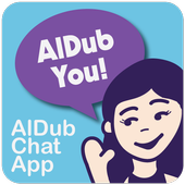 AlDub Chat App icon