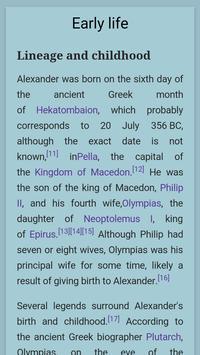 Alexander screenshot 3