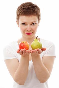 Alimentos para bajar de peso poster