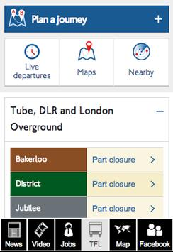 All About London apk screenshot