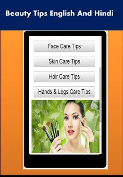 All BeautyTips For Girls Boys Apk Screenshot