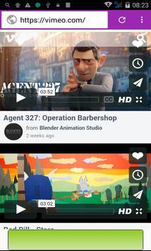 All Easy BrowserHD screenshot 2