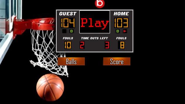 All stars Basket apk screenshot