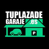 Alquilar plaza  de garaje, www.tuplazadegaraje.es icon