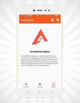 AmmyWorld apk screenshot