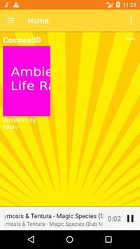 Cosmos3D MTV канал: Ambient Life Radio screenshot 3