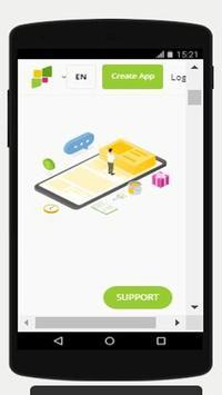 Android app maker free-Three Sides screenshot 1